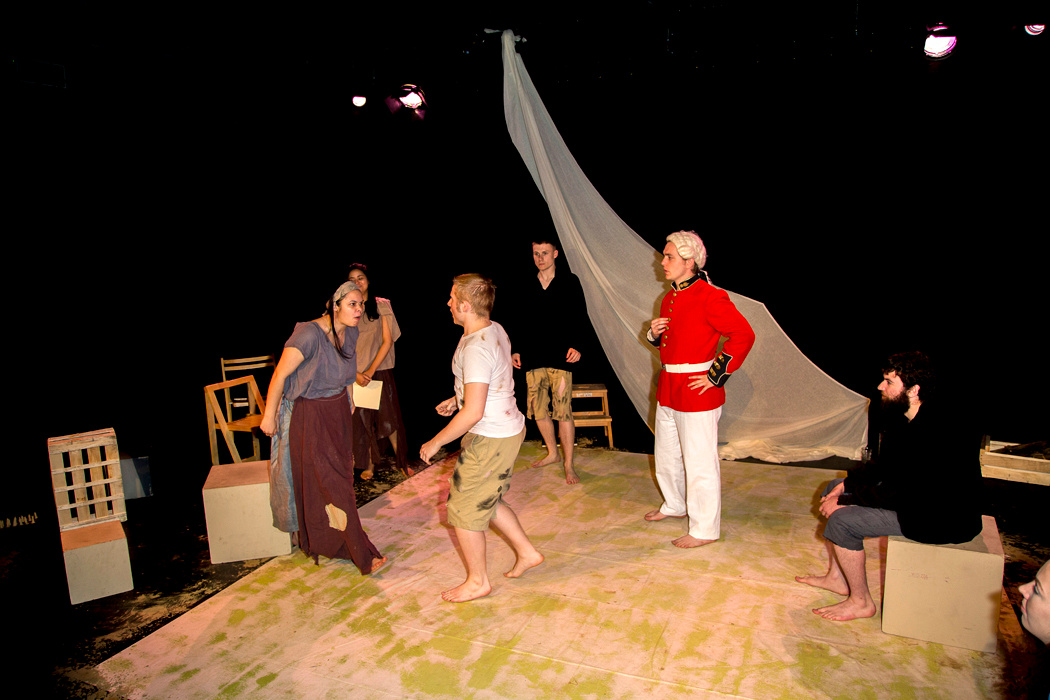 OUR COUNTRY'S GOOD TWELVE ROOTS FDA THEATRE COMPANY